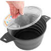 XPot 2.8 L Pot Grey
