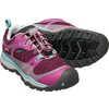 Chaussures imperméables Terradora Low Mûre de Boysen/Violet rouge
