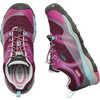 Terradora Low Waterproof Shoes Boysenberry/Red Violet