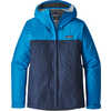 Torrentshell Jacket Lapiz Blue with Navy Blue
