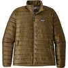 Manteau Down Sweater Vert cargo