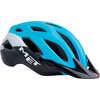 Crossover Helmet Cyan/Matt Black