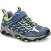 Chaussures basses imperméables Moab FST Gris/Vert