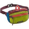 Lightweight Travel Mini Hip Pack Patchwork