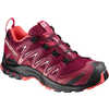XA Pro 3D Trail Running Shoes Beet Red/Cerise/Black