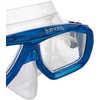 Aruba Junior Mask, Snorkel and Fin Set Blue