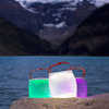 Spectra USB Color-Changing Solar Lantern White