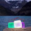 Lanterne solaire Spectra USB de couleur changeante Blanc