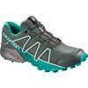 Chaussures de course sur sentier Speedcross 4 GTX Vert baumier/Vert tropical/Verre de plage