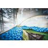 Matelas de sol Skypad Bleu ombragé