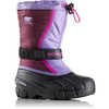 Flurry TP Winter Boots Purple Dahlia/Paisley Purple