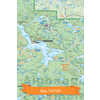 Algonquin Park Ontario Waterproof Map