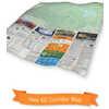 Algonquin Park Ontario Waterproof Map
