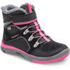 Moab FST Polar Mid A/C Waterproof Insulated Shoes Black/Pink