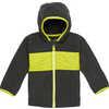 Ursus Jacket Black Heather/Sulphur
