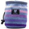 Knit Chalk Bag Iris