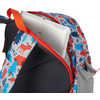 Junior Book Bag Delta Blue Wintercamp Print