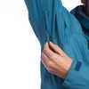Haut nautique Nahanni Bleu cratère