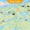 Massasauga Camping Map
