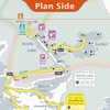 Kawartha Highlands Camping Map