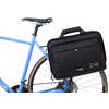 Pannier Laptop Messenger Black