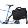 Pannier Laptop Briefcase Black
