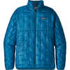 Micro Puff Jacket Balkan Blue
