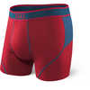 Kinetic Boxers Deep Red/Blue