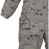 Toaster Suit Falcon Grey Roaming Bear Print