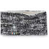 NTS Mid 250 Reversible Headband Black-Moonbeam Heather