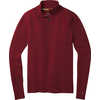 Merino 250 Baselayer 1/4 Zip Top Tibetan Red H