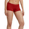 T1 Boy Shorts Deep Red