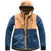 Mountain Sweatshirt Full Zip Blue Wing Teal/Cargo Khaki