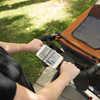 Support universel pour téléphone HandleBand v2 Charbon de bois
