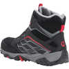 Moab FST Polar Mid A/C Waterproof Insulated Shoes Red/Black