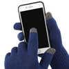 Merino Liner Gloves Indigo