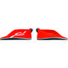 Active Medium Footbeds Red