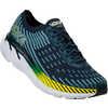 Chaussures de course sur route Clifton 5 Knit Iris noir/Bleu orage