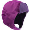 Toaster Earflap Hat Bright Berry