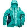 Kira Triclimate Jacket Kokomo Green