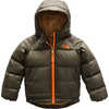 Moondoggy Down Jacket New Taupe Green