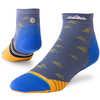 Cushion Run Crew Socks Early Qtr Blue