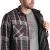 Dawson Overshirt Malbec Graham Plaid