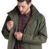 Stelvio Rain Jacket Bay Leaf
