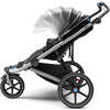 Urban Glide 2 Stroller Dark Shadow/Silver Frame