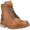 """EK Rugged Original 6"""" Boots Medium Brown Full Grain"""