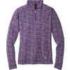 Chandail en laine mérinos 250 Pattern Acier bleu foncé