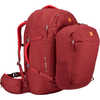 Supercontinent 65 Backpack Red Oxide/Cardinal Red
