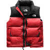 1996 Retro Nuptse Vest Red