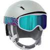 Pearl2+ Helmet White/Bluebird